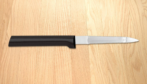 Rada Cutlery Grapefruit Knife Black SSR Handle W230