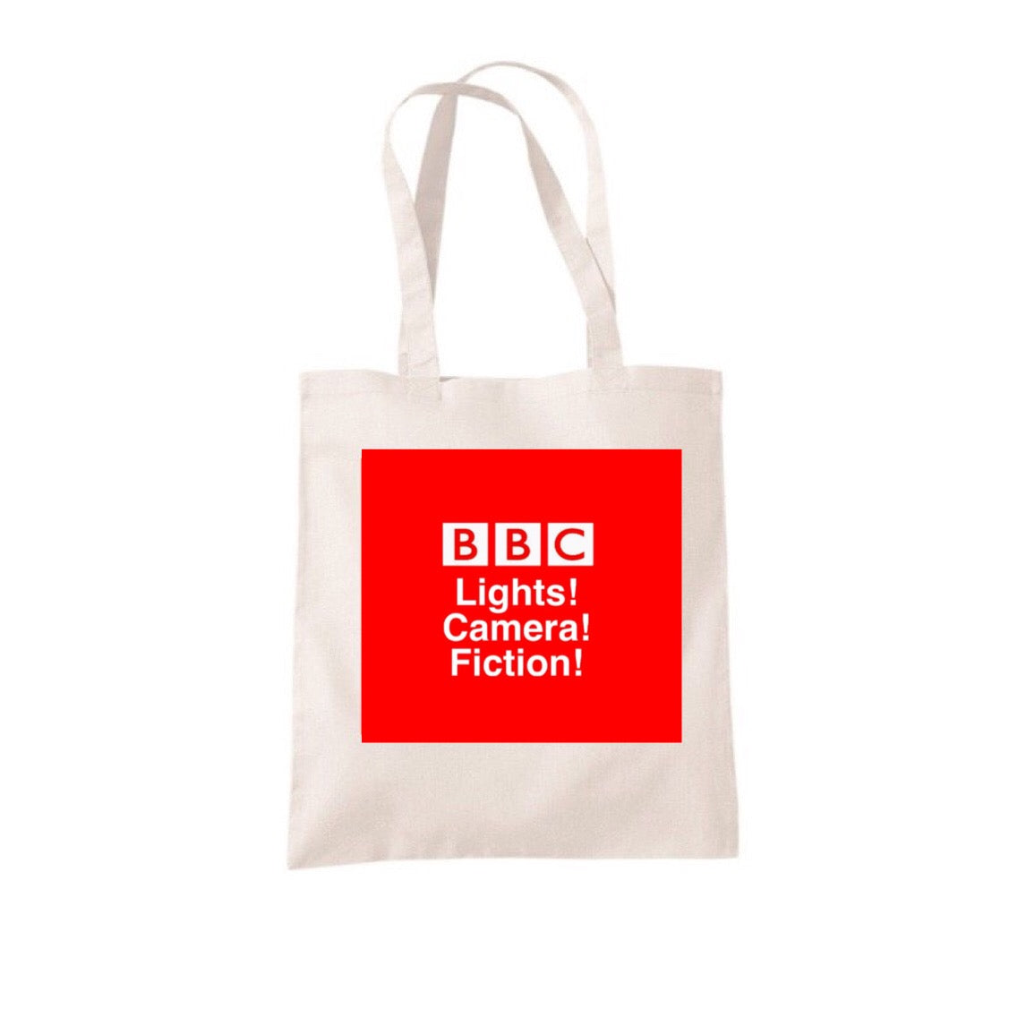 BBC - Lights! Camera! Fiction! Tote Bag