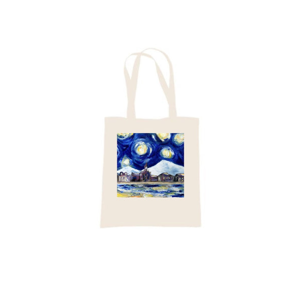 Ardrosssan design by DefiAye Tote Bag