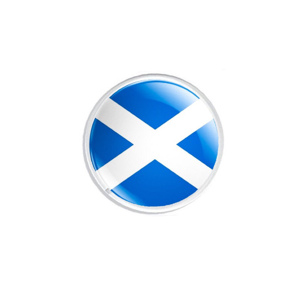 Saltire Collection Coaster, Set of 4