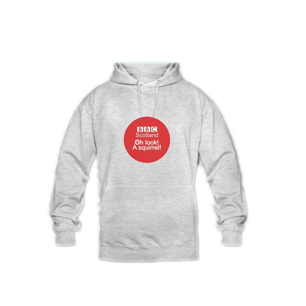 BBC Scotland - Oh look! A squirrel! Men's Hoodie
