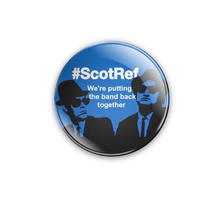 #ScotRef - We're putting the band back together 59mm size