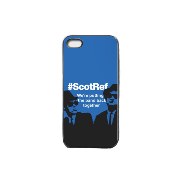 #ScotRef We're Putting the Band Back Together Phone Case