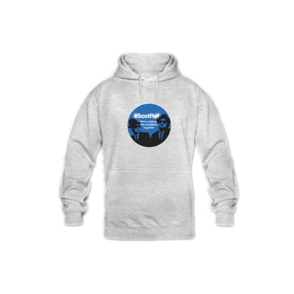 Men's Hoodie - #ScotRef We're Putting the Band Back Together