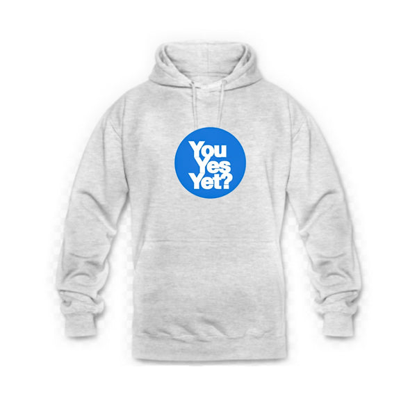 Men's Hoodie - You Yes Yet?
