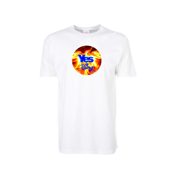 Short Sleeve T Shirt - Yes is Rising