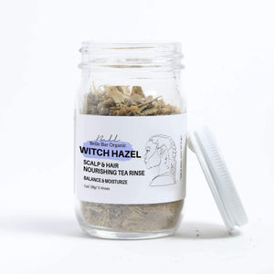 Witch Hazel Scalp & Hair Nourishing Tea Rinse