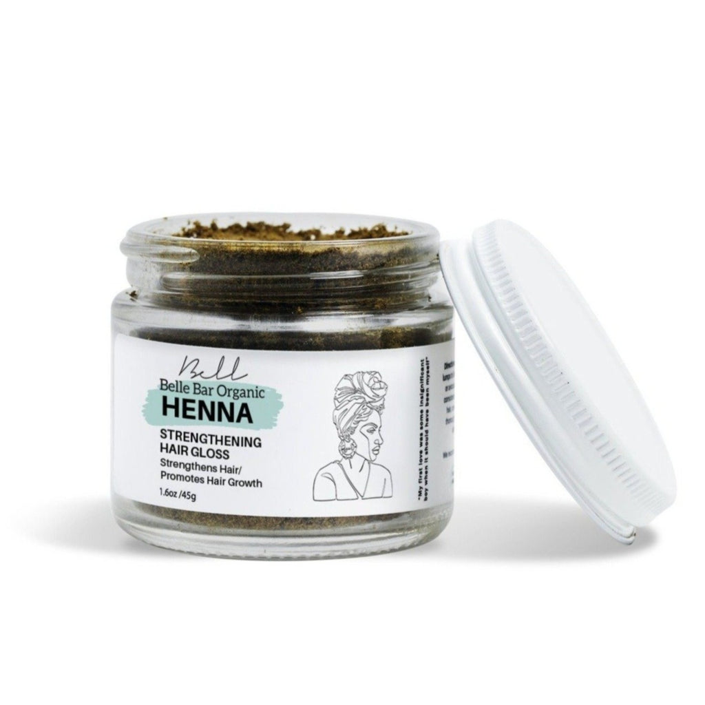 Henna Strengthening Hair Gloss