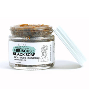 Hibiscus & Black Soap Moisturizing Hair Cleanser