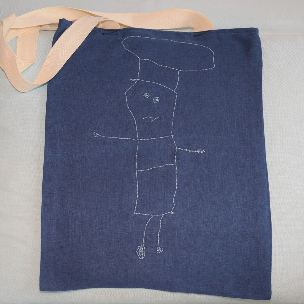 Tote bags - Children drawing's