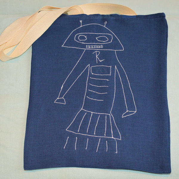 Tote bags - Astronaut