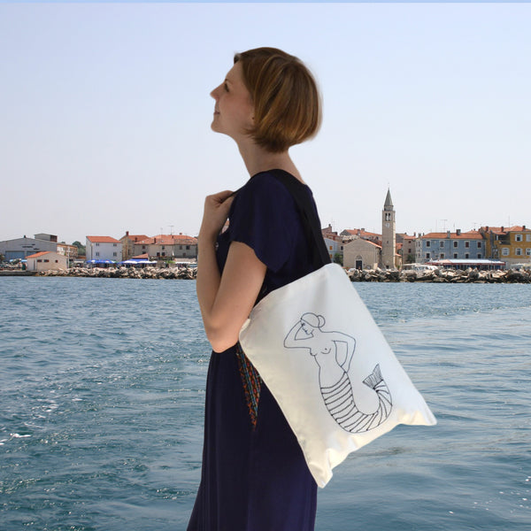 Tote bags - Mermaid (regular)