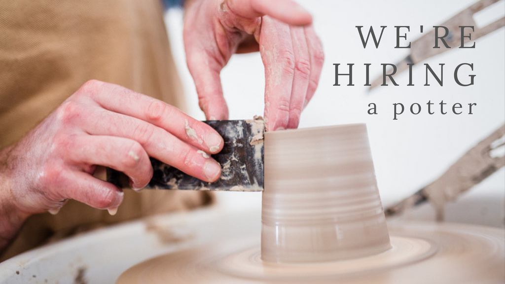 Could you be our newest potter?