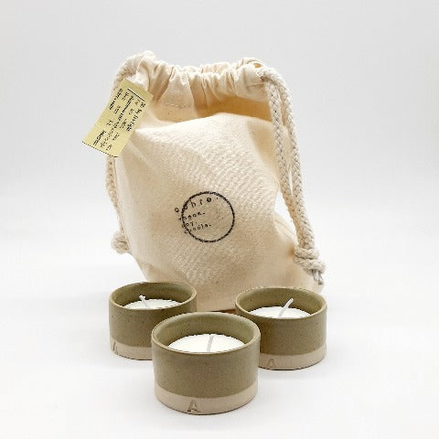 Ready for You: Tea Light Holders & Tea Lights