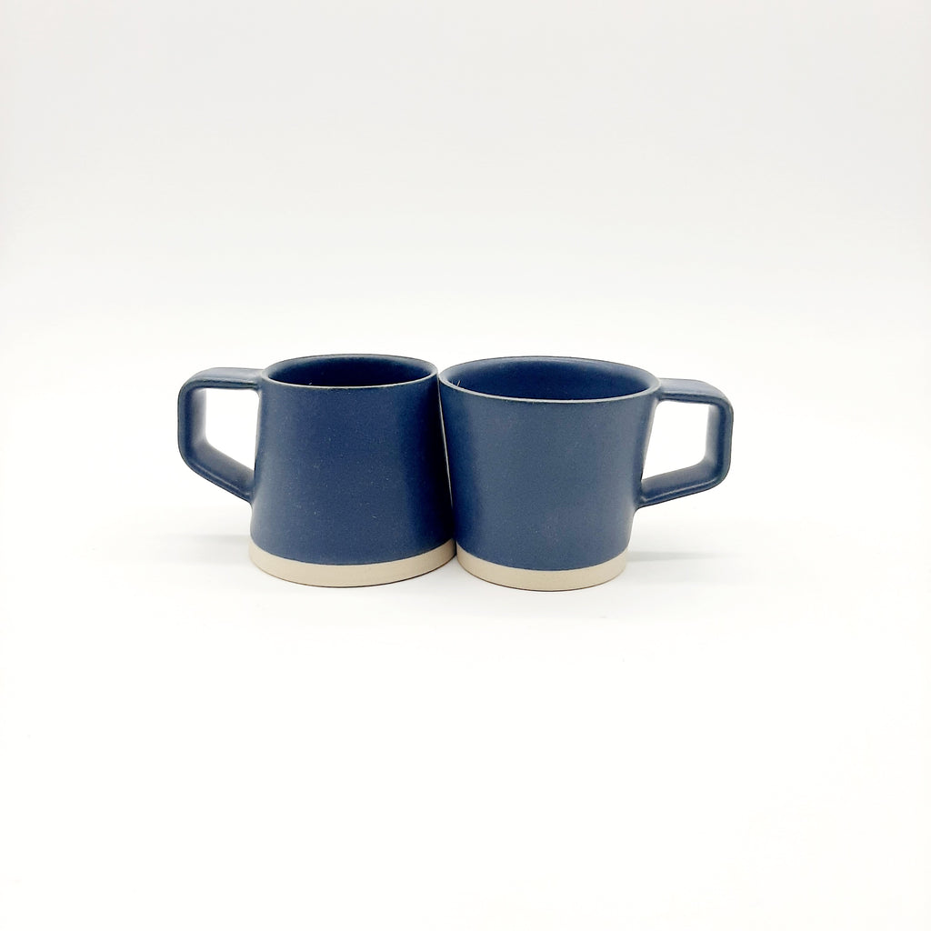 Ready for You: Espresso Pots with Handles (pair)