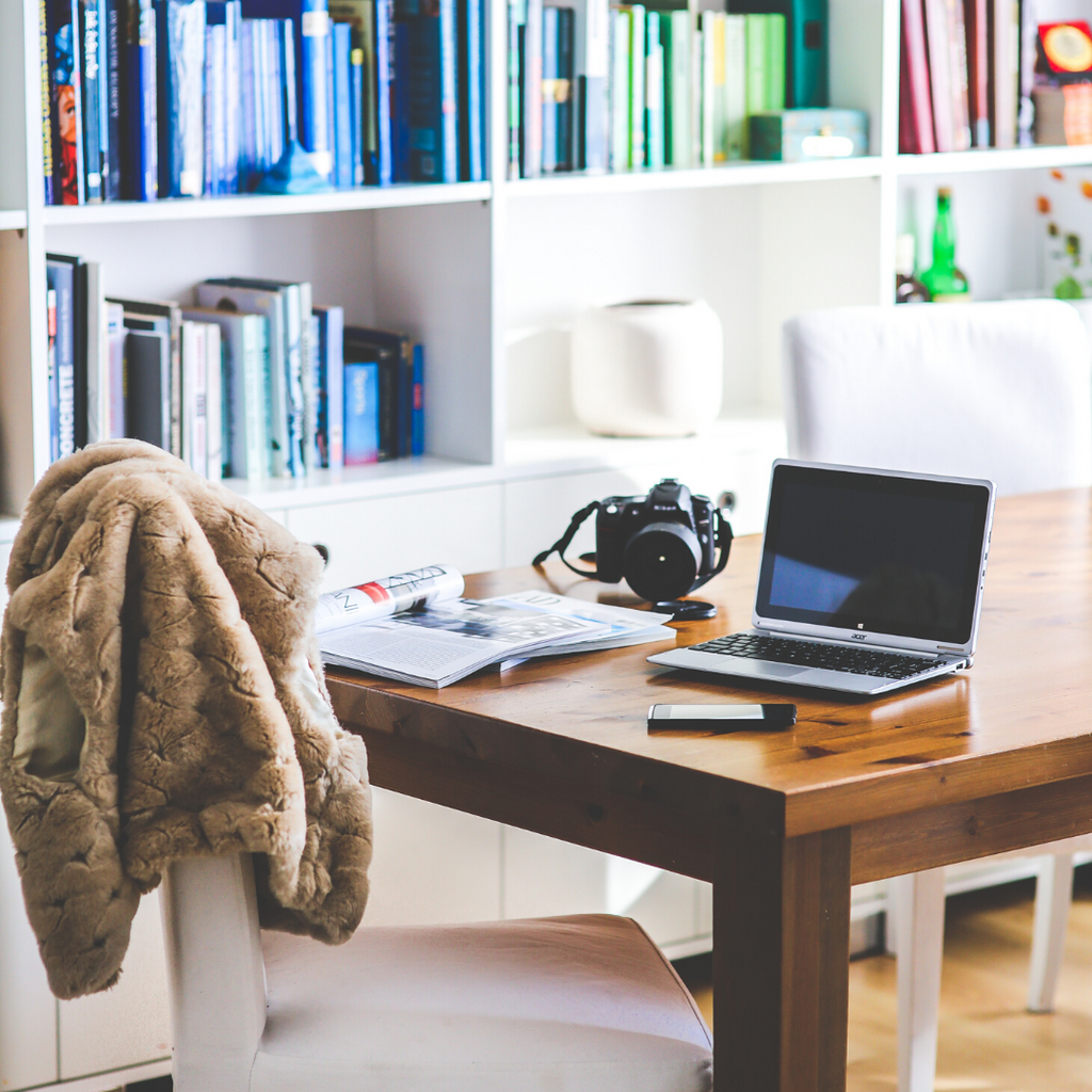 4 Tips For Working From Home