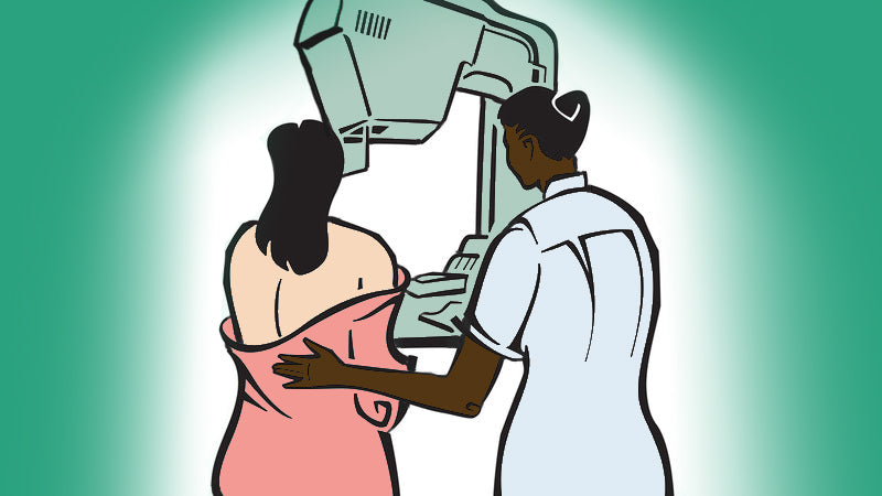 Why Can't I Wear Deodorant to My Mammogram?