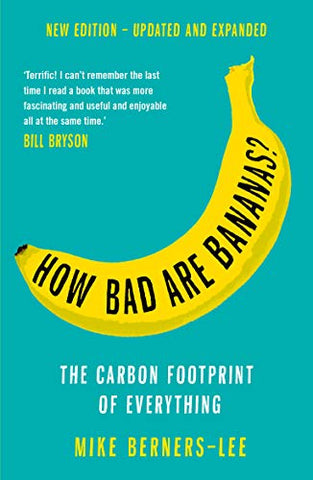 Book cover to How Bad Are Bananas?
