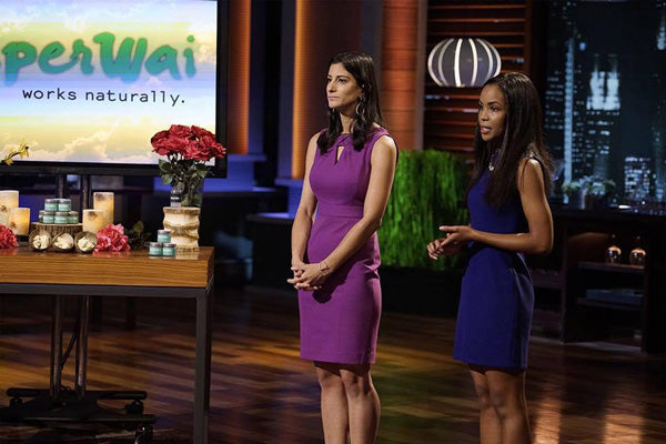 PiperWai Natural Deodorant On Shark Tank