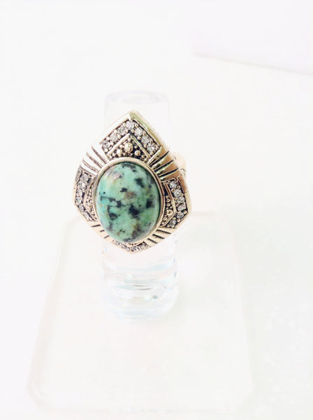 Egyptian  goddess ring
