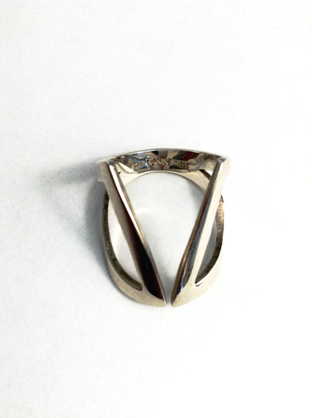 Claavi Ring Sterling