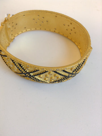 Freida Rothman signature Bangle