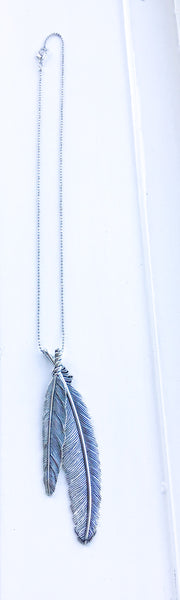 Fallen Leafs Necklace