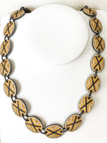 Frieda Rothman Statement Necklace