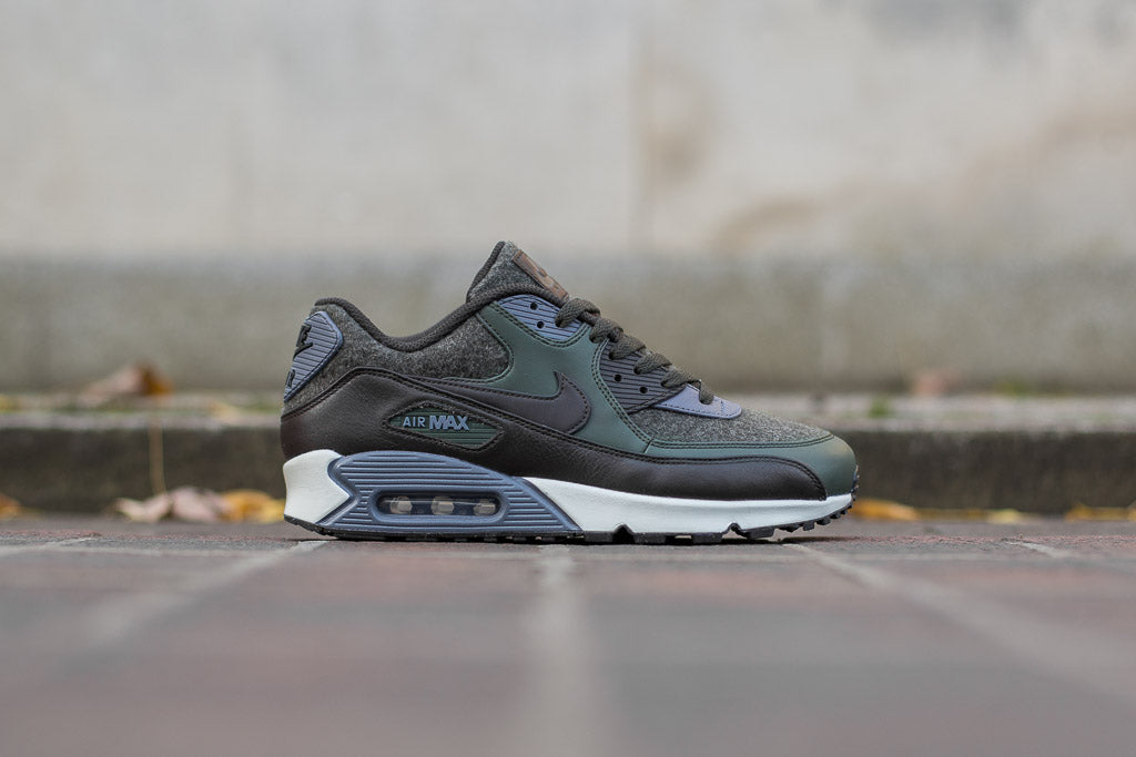 Buy Nike Air Max 90 Wool Sequoia available at Soleheaven.com