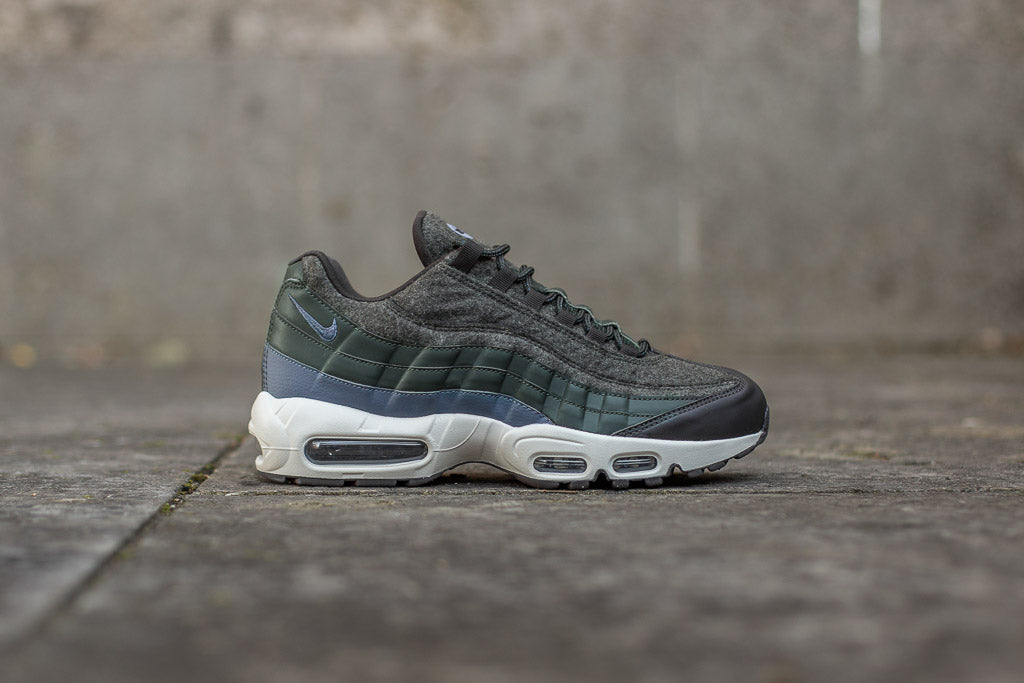 free shipping 7bb8f 5a27a ... Buy Nike Air Max 95 Wool Sequoia at Soleheaven.com ...