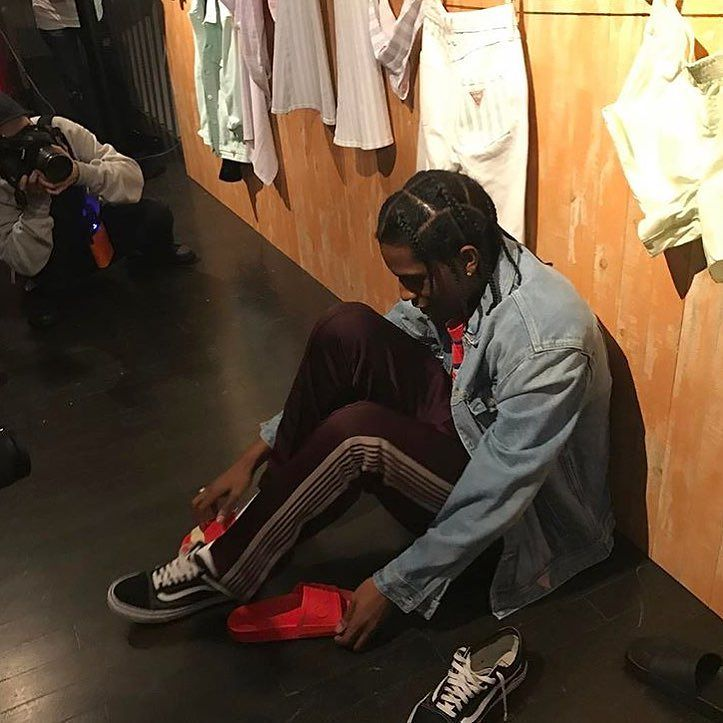 eaa3a0a828a27 ... guarantee 1000 s would want to replicate that and thus went and bought  a pair. He truly is the GOAT of fashion in my eyes