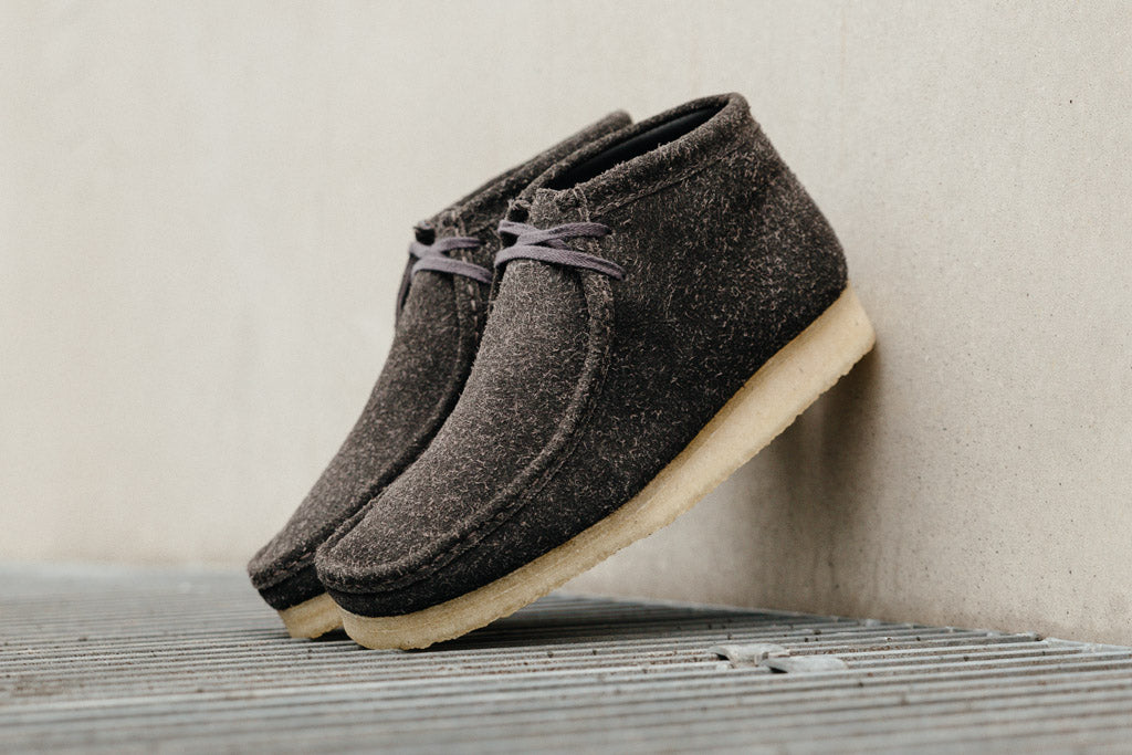 Clarks Originals Wallabee Boot available from Soleheaven