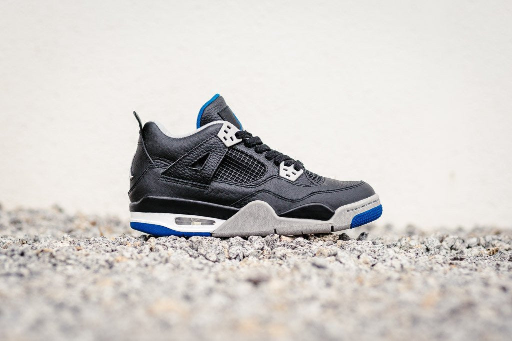 Air Jordan IV Retro GS 408452-006 Available now at Soleheaven.com