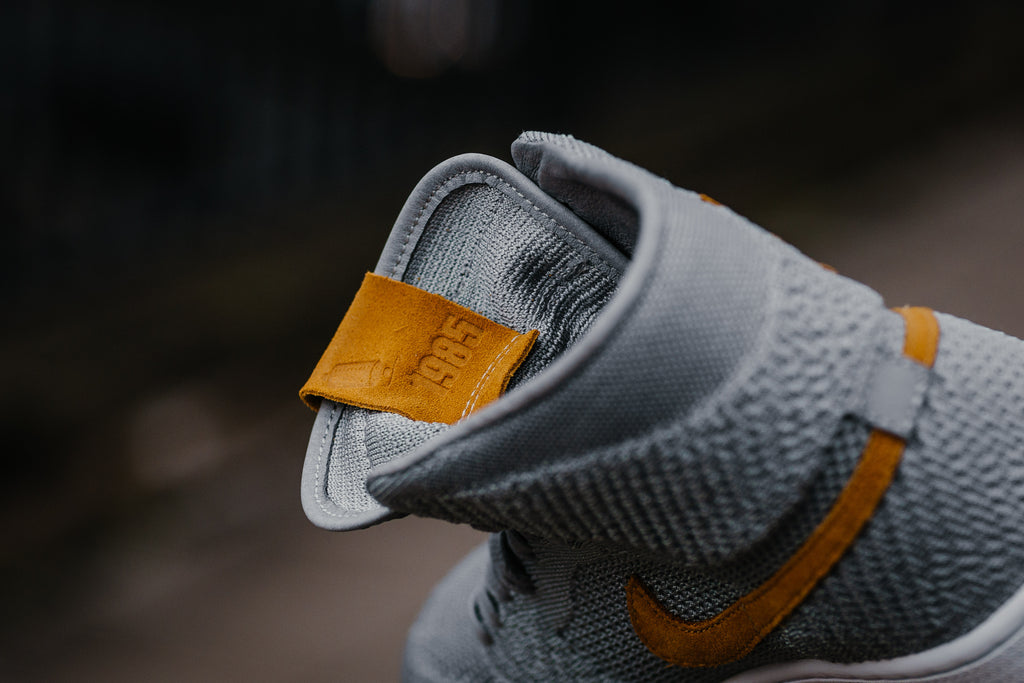 Buy Air Jordan 1 Flyknit in Wolf Grey at Soleheaven.com