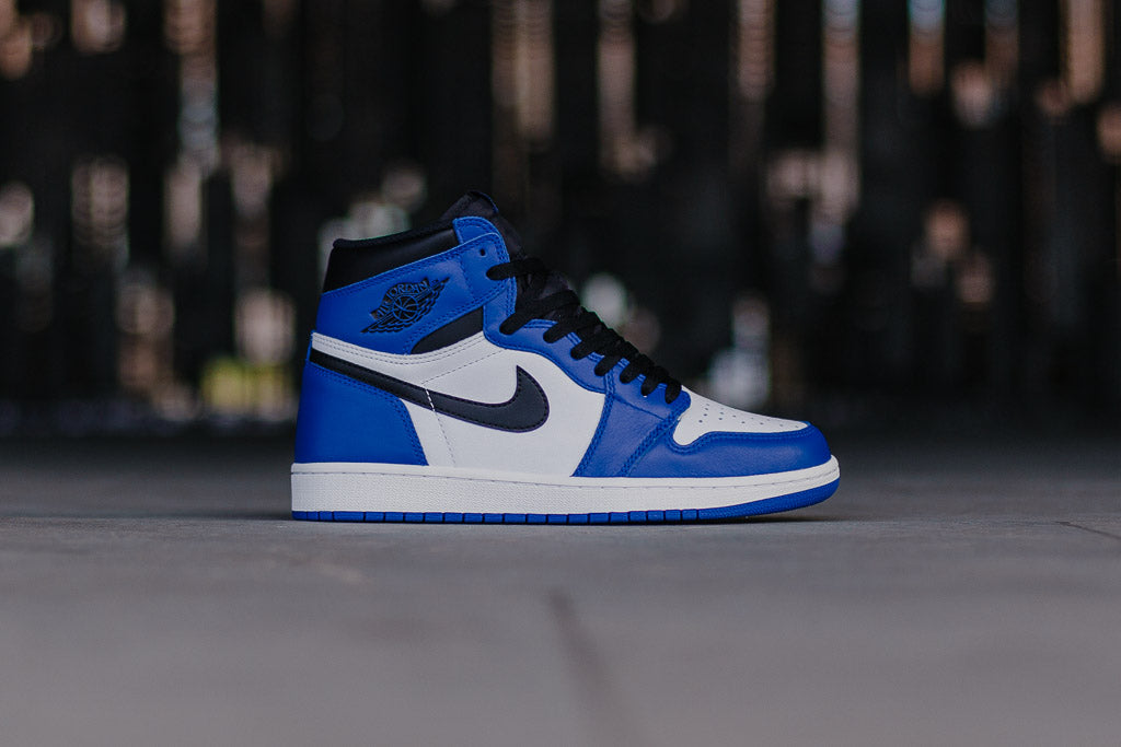 AIR JORDAN 1 GAME ROYAL AVAILABLE NOW AT SOLEHEAVEN.COM