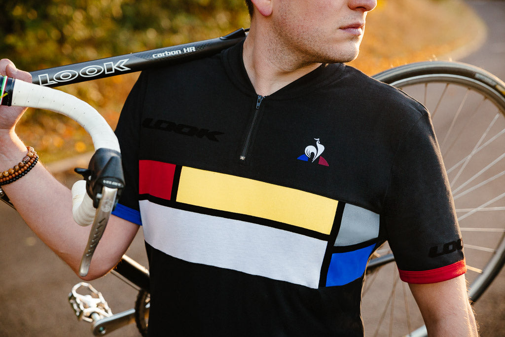 Le Coq Sportif X Look Jersey T-shirt available at Soleheaven