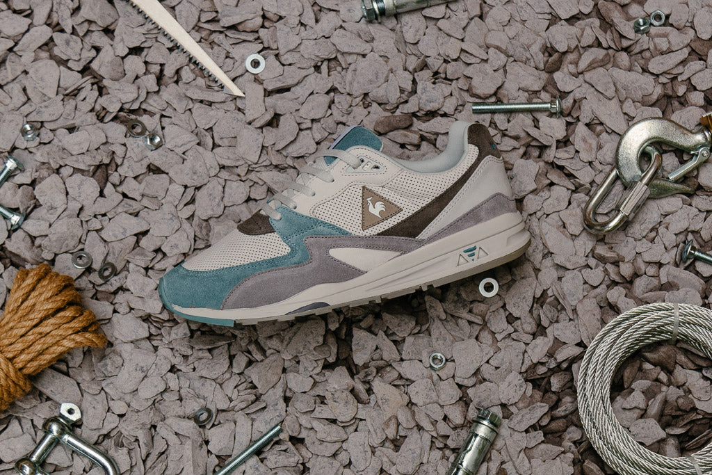 Le Coq Sportif 'Vallee Blanche' Pack available to buy at Soleheaven