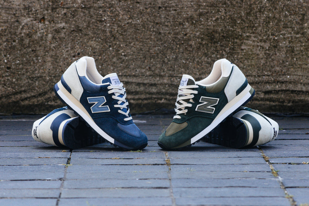 New Balance 'Made in England' Pack available NOW