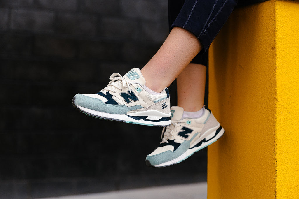New Balance W530SD in White/Blue available to buy at Soleheaven now