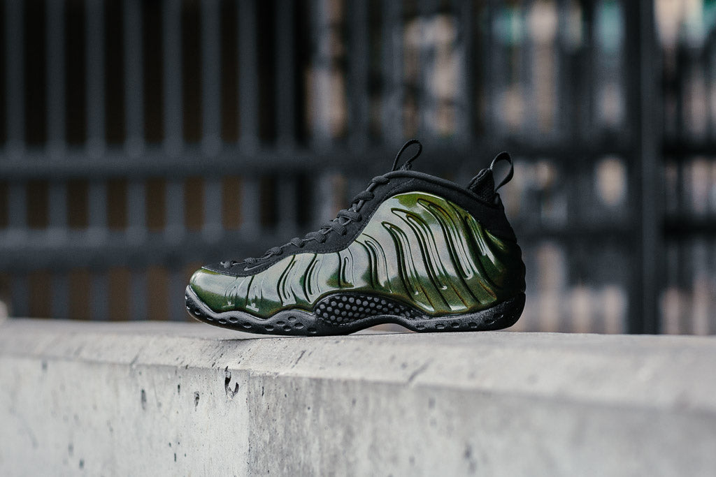 Nike Air Foamposite One 'Legion Green' available to buy at Soleheaven