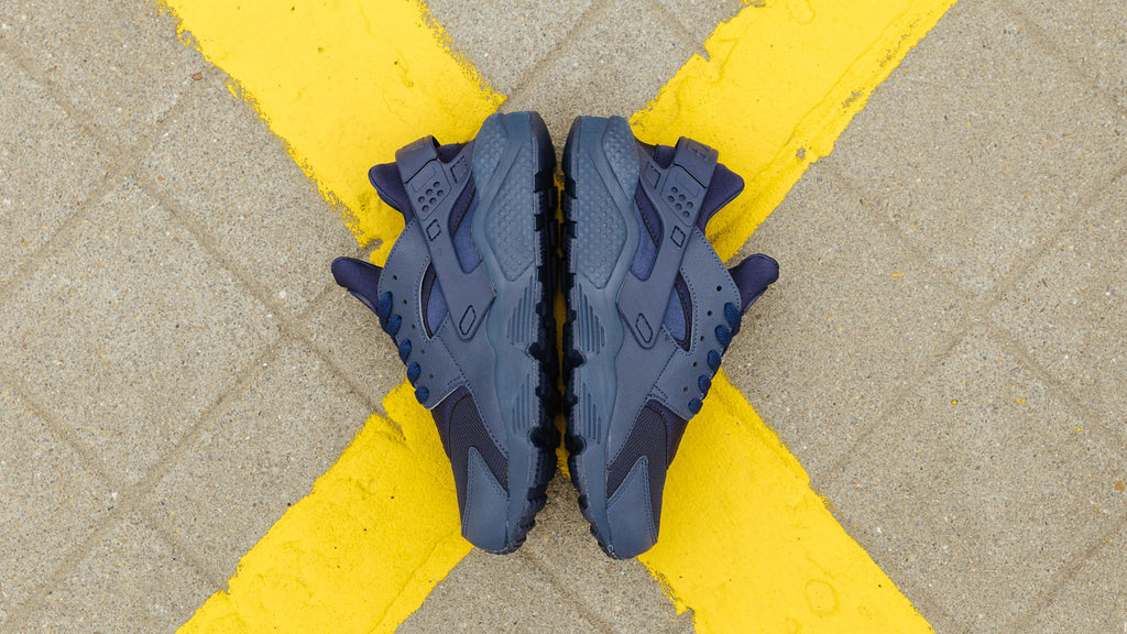 Nike Air Huarache Navy available NOW from Soleheaven