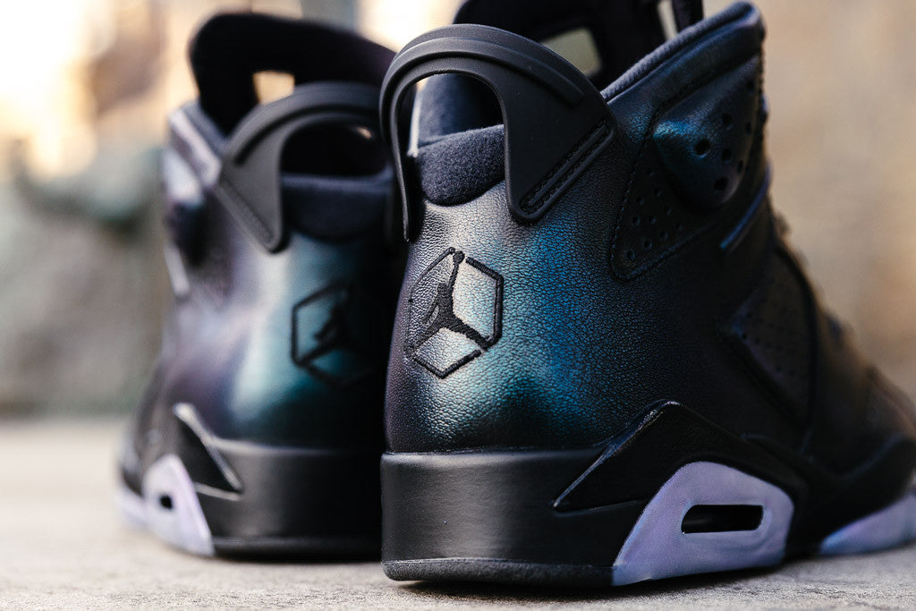 size 40 150cf d6e19 Sneaker Focus: Air Jordan 6 All-Star 'Black Hornet' – SOLEHEAVEN