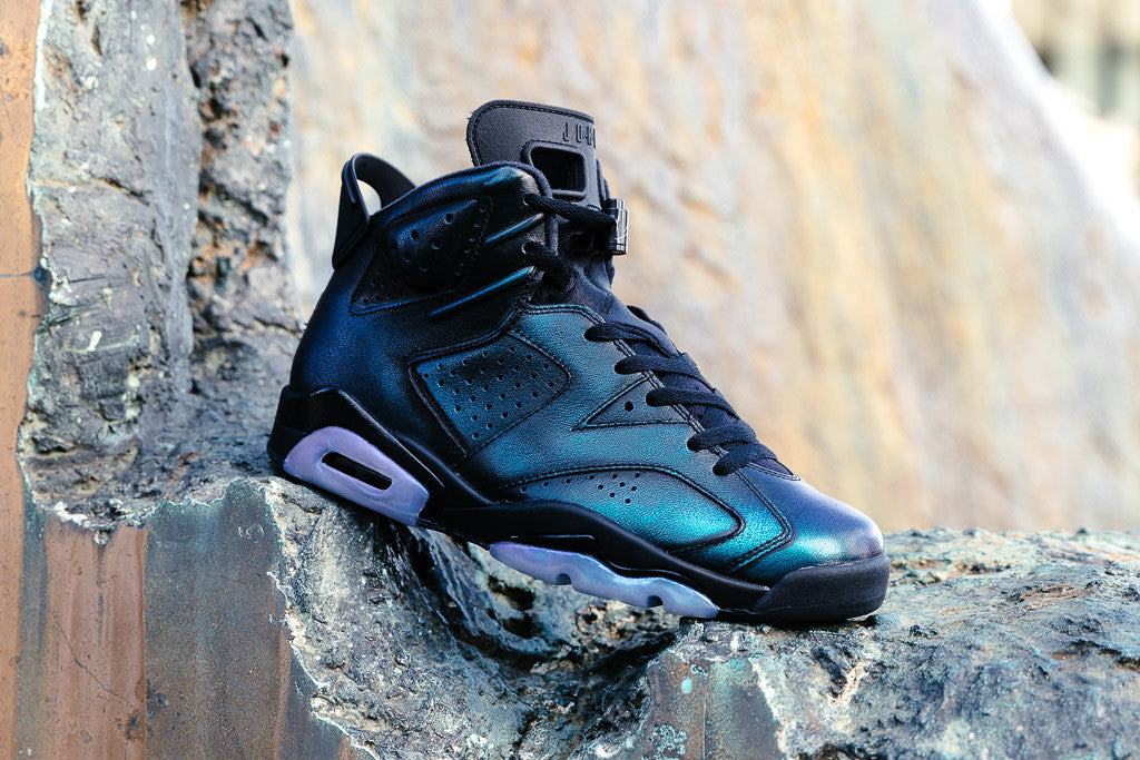 size 40 73b76 2993c Sneaker Focus: Air Jordan 6 All-Star 'Black Hornet' – SOLEHEAVEN