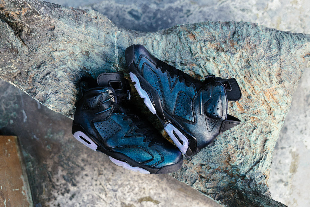 size 40 428da cc28e Sneaker Focus: Air Jordan 6 All-Star 'Black Hornet' – SOLEHEAVEN