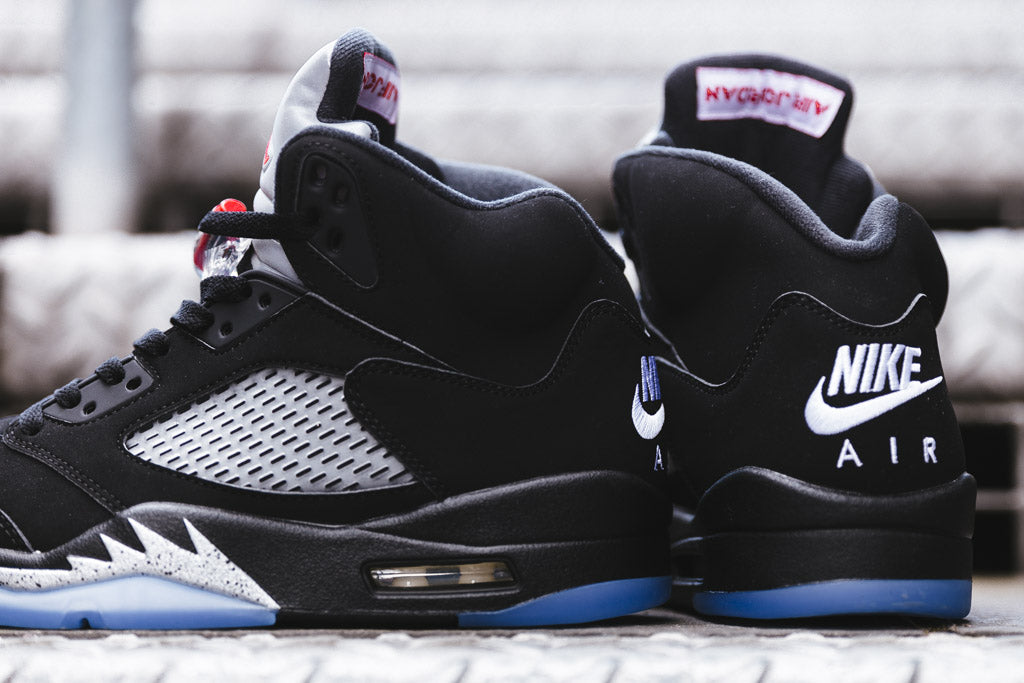Nike Air Jordan V 'Metallic' launching with Soleheaven