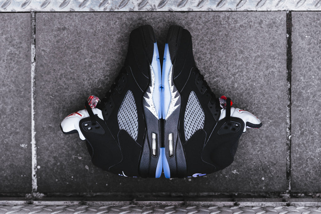Nike Air Jordan V 'Metallic' launches with Soleheaven.