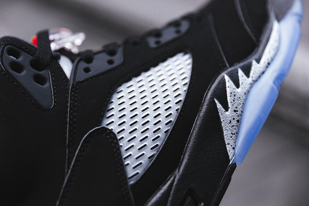 Nike Air Jordan 'V' Metallic' launching with Soleheaven.