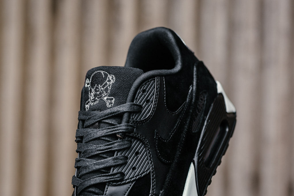 Nike Air Max 90 Premium 'Rebel Skull' available to buy at Soleheaven