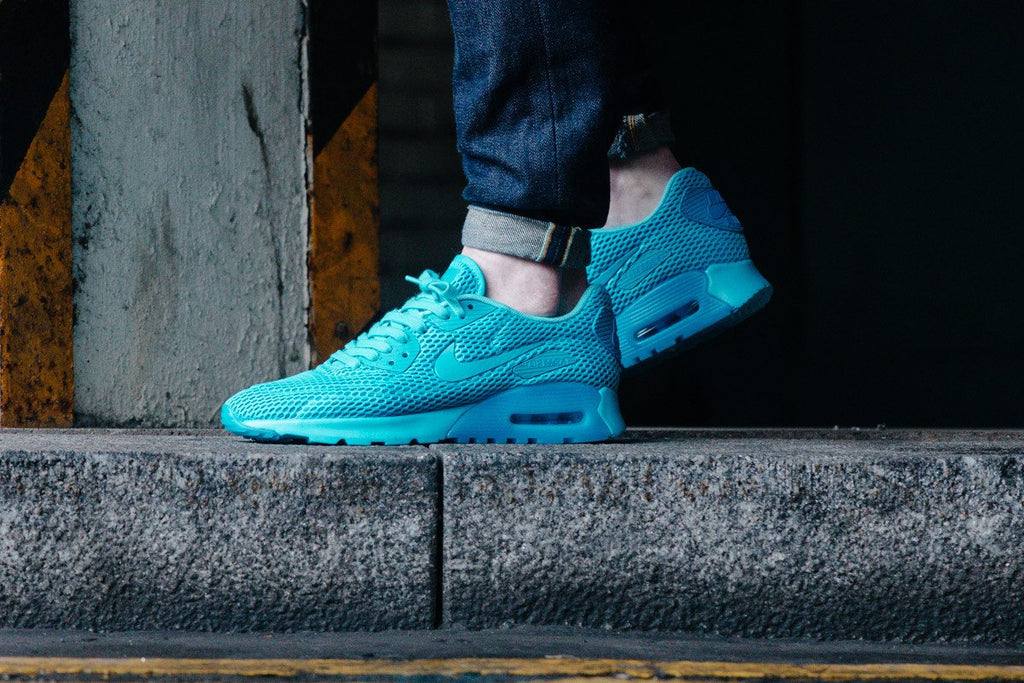 Air Max 90 BR Gamma/Lagoon Blue Available NOW