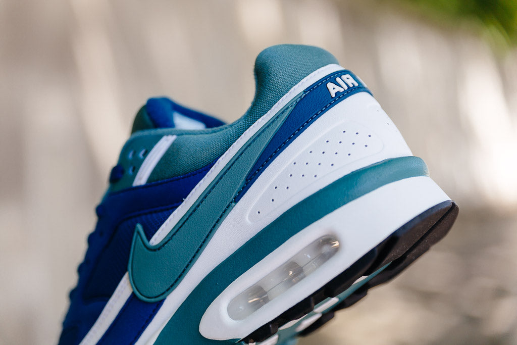 watch 77d21 83ae9 ... Nike Air Max BW OG Marina Blue available NOW ...